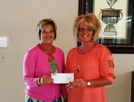 Peoples Bank & Trust - Altamont Volunteer Carol Laue