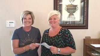 Peoples Bank & Trust - Altamont Volunteer Casie Bowman