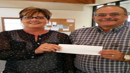 Peoples Bank & Trust - Altamont Volunteer Jerry Jones
