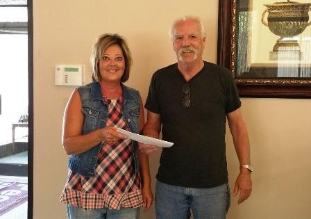 Peoples Bank & Trust - Altamont Volunteer Joe Luchtefeld