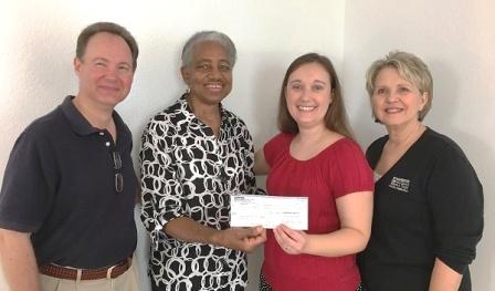 Peoples Bank & Trust - Charleston Volunteer Corrine Joyner