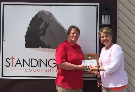 Peoples Bank & Trust - Charleston Volunteer Dawn Thompson