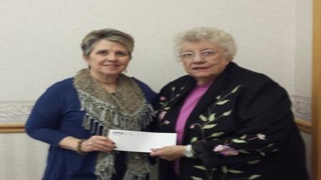 Peoples Bank & Trust - Charleston Volunteer Patricia Mahler