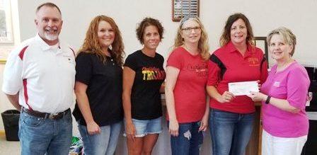 Peoples Bank & Trust - Charleston Volunteer Trojan Booster Club