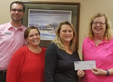 Peoples Bank & Trust - Chatham Glenwood Athletic Boosters