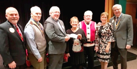 Peoples Bank & Trust - Chatham Megginson Volunteer Recognition