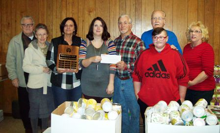 Peoples Bank & Trust - Pana Christmas Basket Committee