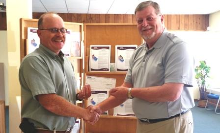 Peoples Bank & Trust - Taylorville Volunteer Bill Harmon