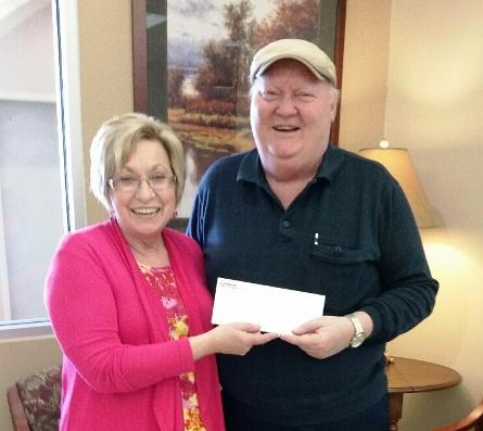 Peoples Bank & Trust - Taylorville Volunteer Dean Ray