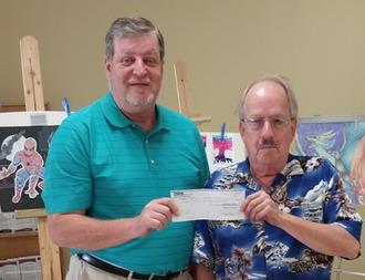 Peoples Bank & Trust - Taylorville Volunteer Ron Lowe