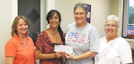 Peoples Bank & Trust - Waverly Volunteer Scottville Community Club
